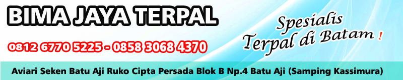 supplier camvas terpal tenda di batam